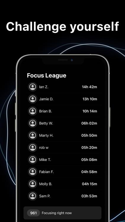 Focus Space: Focus Timer screenshot-6
