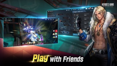 Heroes War: Counterattack screenshot 4
