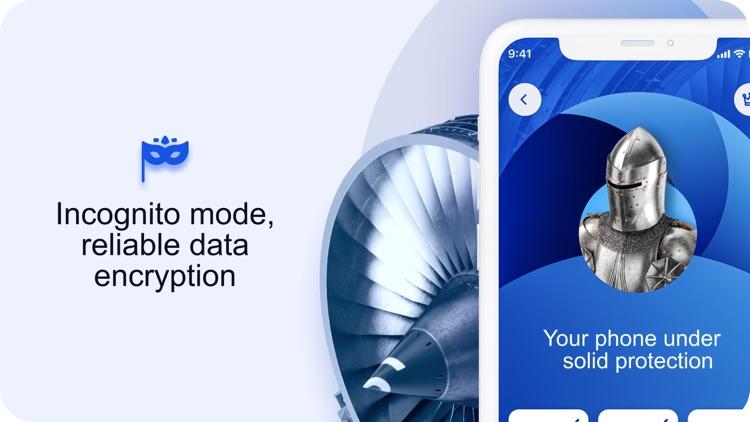 Turbine VPN Fast connection screenshot-4