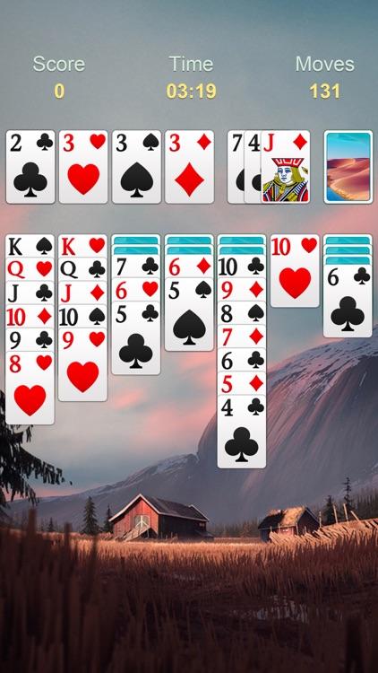 Solitaire - Brain Puzzle Game screenshot-4