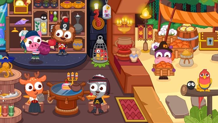 Papo Town Pirate screenshot-3
