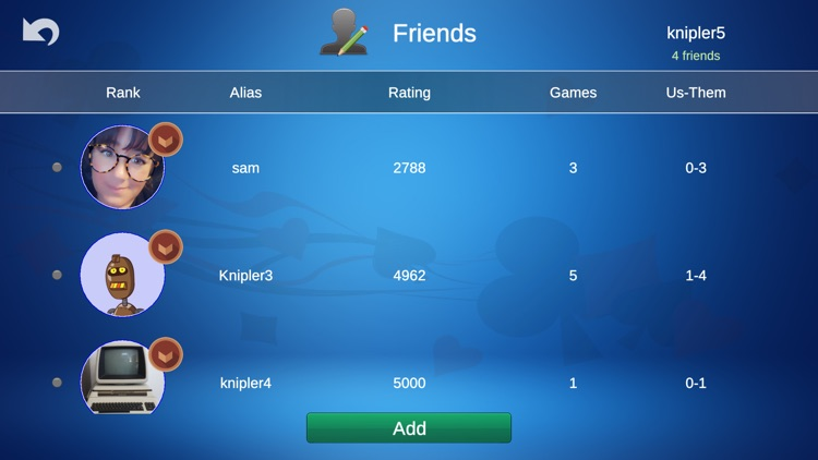 Klaverjas HD Pro screenshot-6