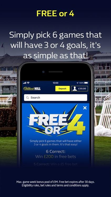 William Hill: Sports Betting screenshot-8