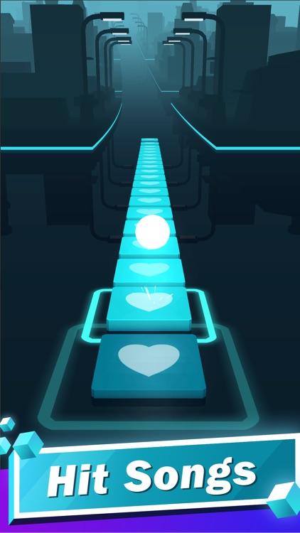 Beat Tiles: Piano Magic Hop screenshot-0
