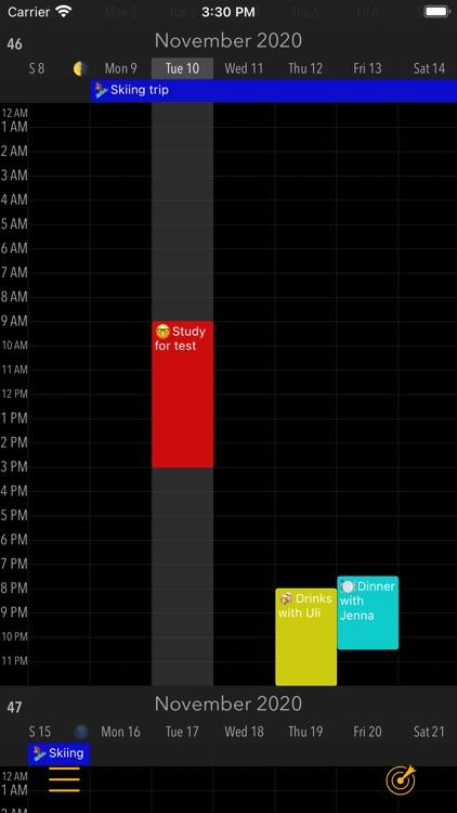 Calendar+ screenshot-4