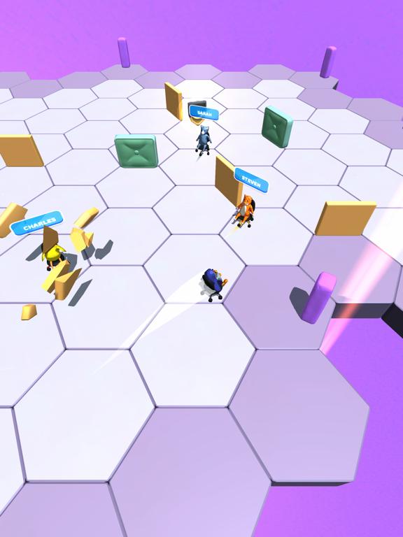 Chair Riots.io screenshot 5