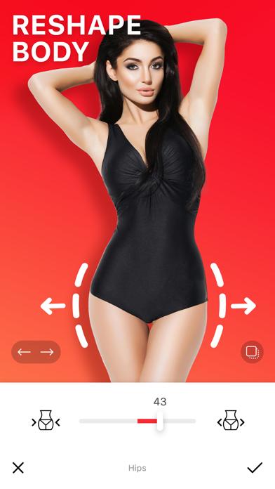 Body Tune: Slim & skinny photo Screenshot