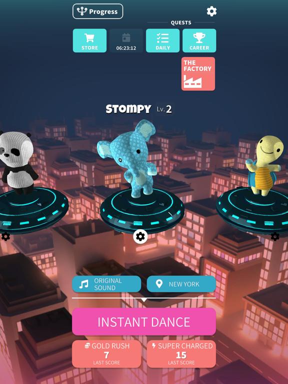 Giant Dancing Plushies screenshot 11