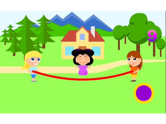 Rope Jump Game screenshot #3