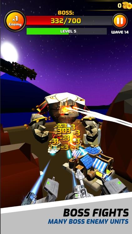 Star Force X: Save the Worlds screenshot-7