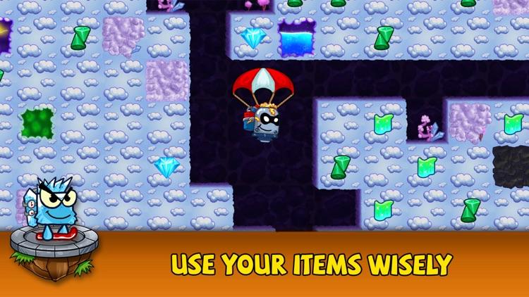 Digger 2: dig minerals screenshot-3