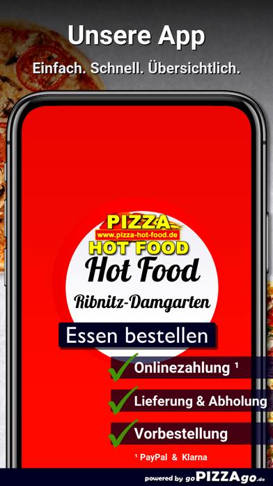 Hot Food Ribnitz-Damgarten screenshot 1