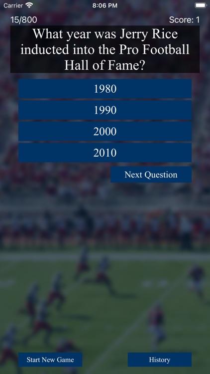 Football Trivia Pro screenshot-3