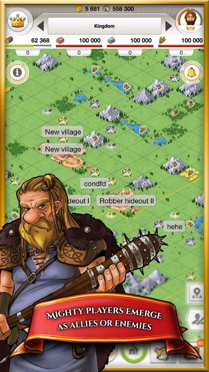 Travian Kingdoms screenshot-5