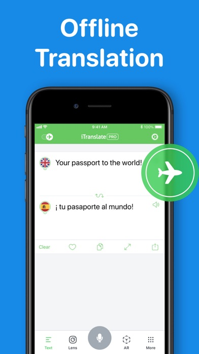 Translate App for Text & Voice screenshot four