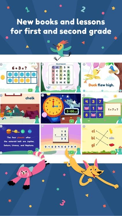 Khan Academy Kids screenshot-0