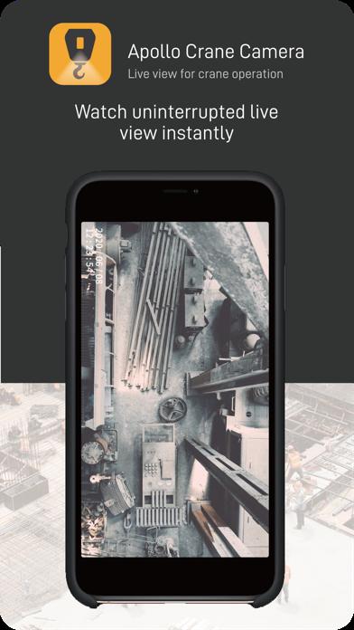 Apollo Crane Camera screenshot 1