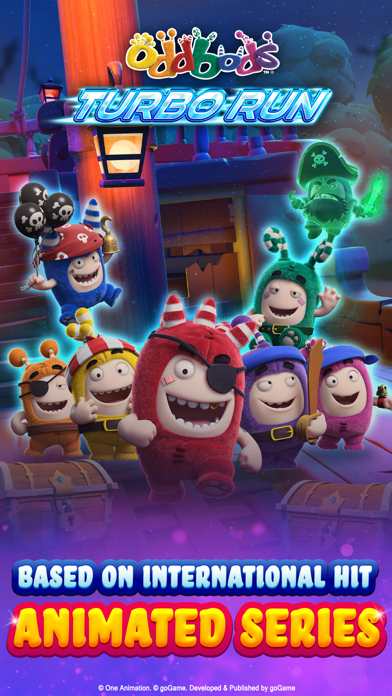 Oddbods: Turbo Run