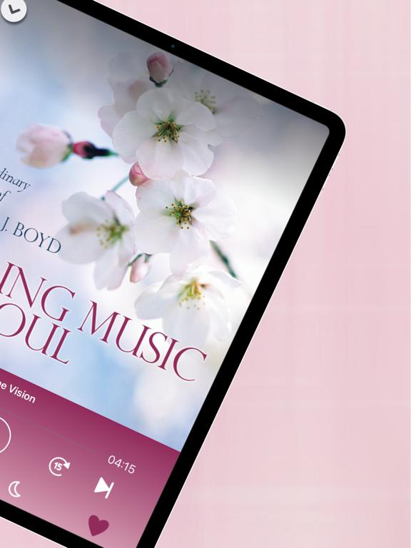 Healing Music for the Soul screenshot 11