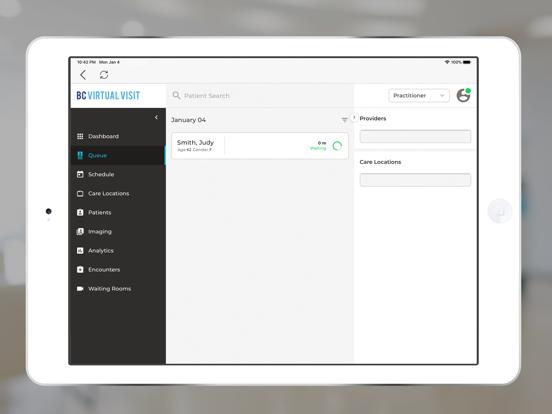 BC Virtual Visit Provider screenshot 6