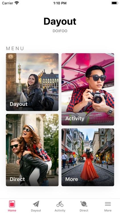 Doifoo: Places, Trips & Dayout screenshot-6