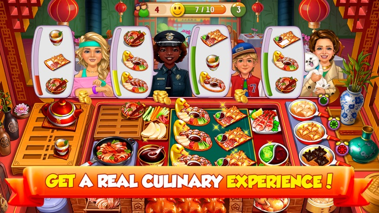 Hell's Cooking: Kitchen Fever