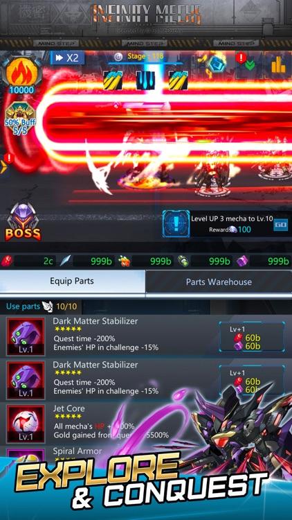 Infinity Mechs screenshot-5