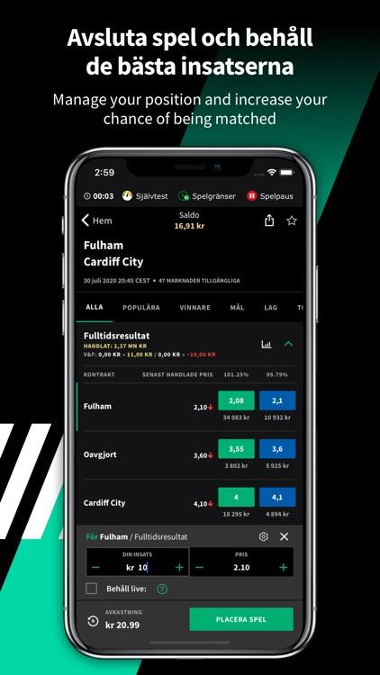 Smarkets Betting Exchange screenshot-4