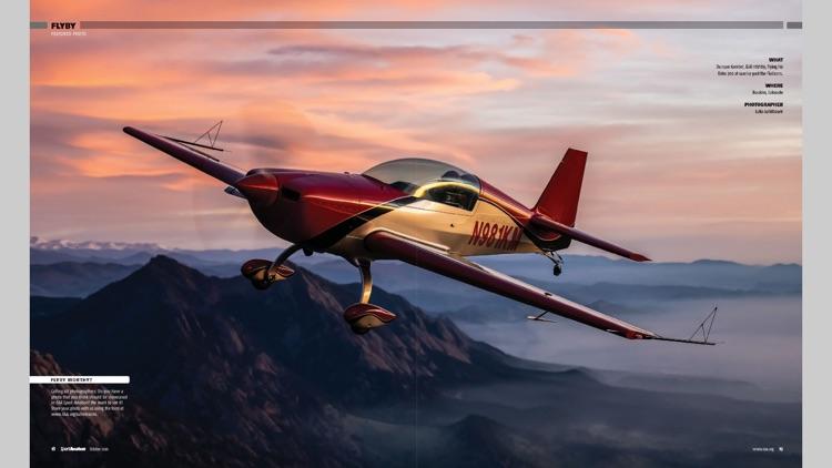 EAA Sport Aviation Magazine screenshot-5