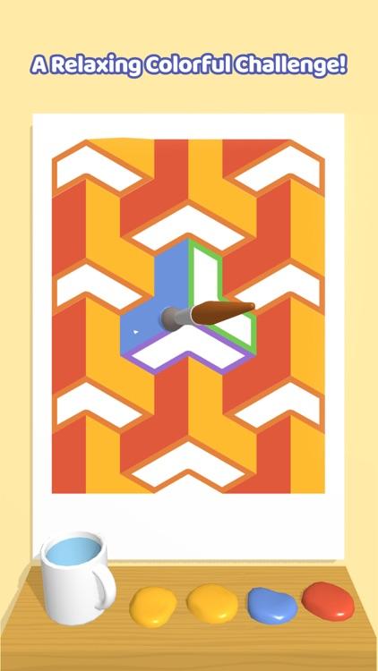 Paint Puzzle! screenshot-4