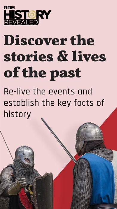 BBC History Revealed Magazine på PC