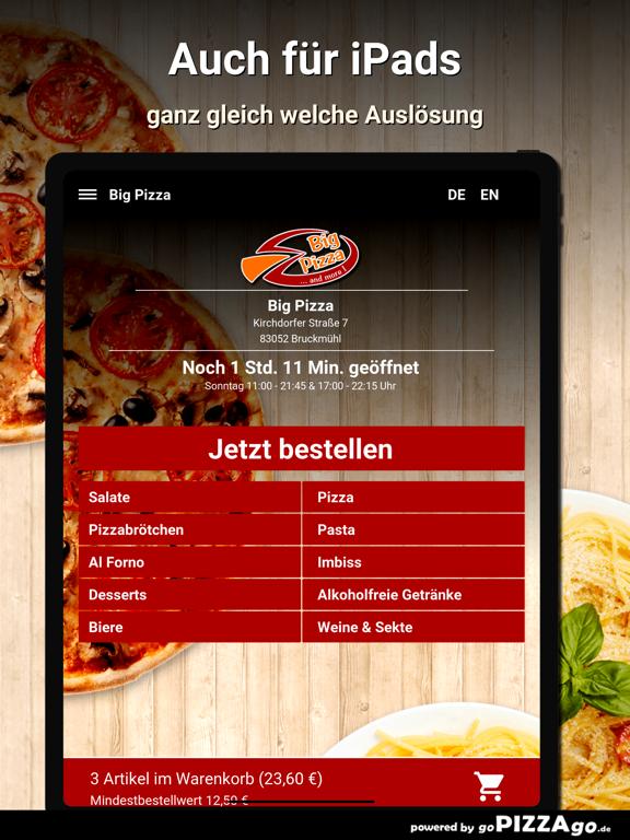 Big Pizza Bruckmühl screenshot 7