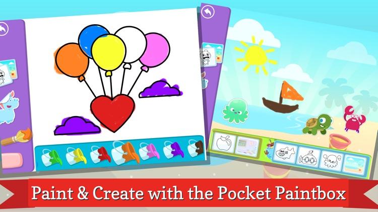 Pocket Worlds - Games for Kids screenshot-3