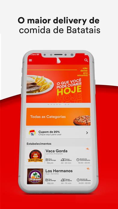 Batatais Food screenshot 1