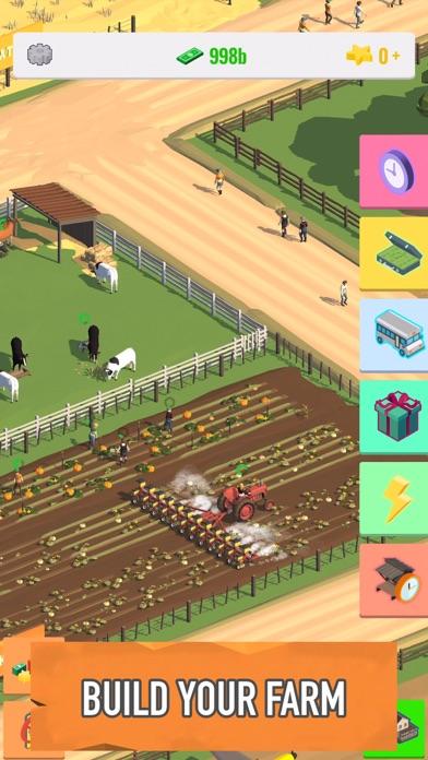 Idle Farm 3d: ビジネスエンパイアのおすすめ画像1