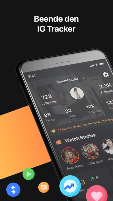 messages.download Tracker + Followers Insights software