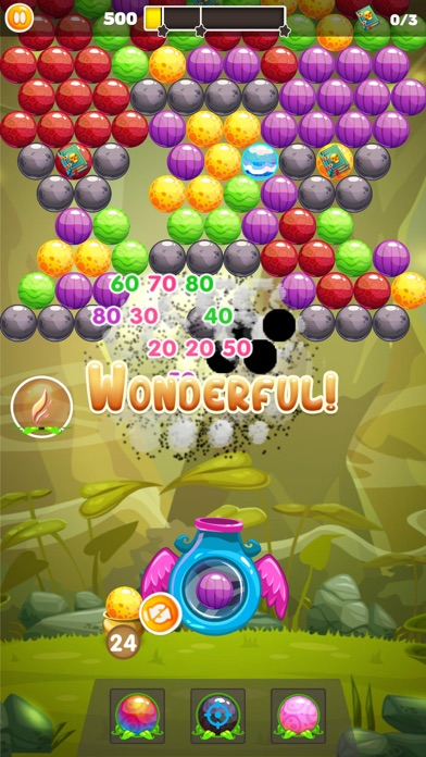 Bubble Shooter:Jungle Book Pop screenshot 4