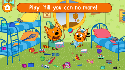 Screen Shot Kid-E-Cats: Little Kids Games! 5