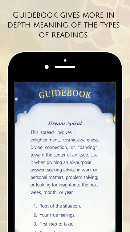 Angel Dreams Oracle Cards screenshot-4