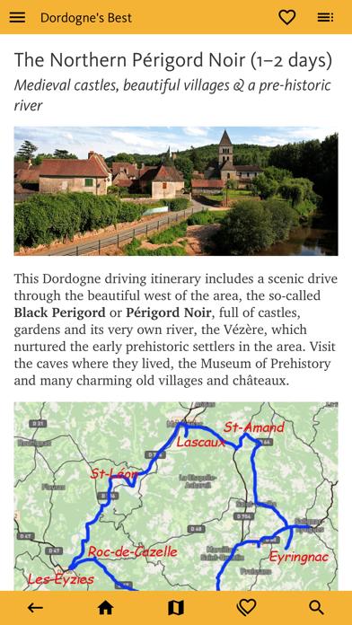 Dordogne's Best: Travel Guide screenshot 3