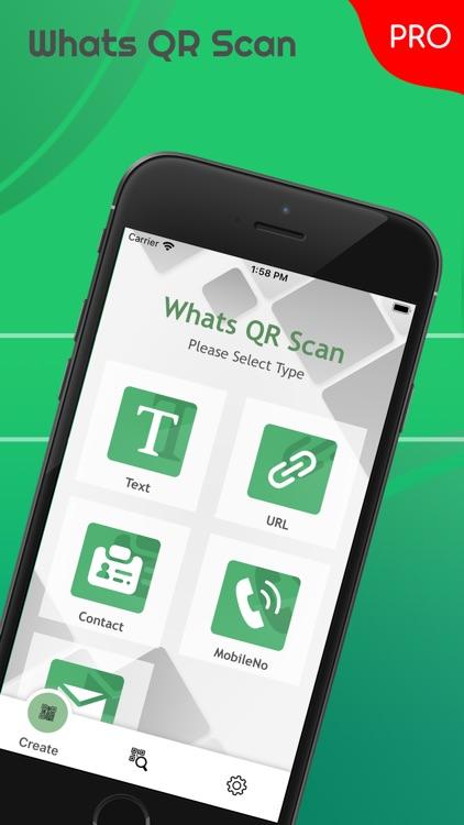 Whats Qr Scanner Pro
