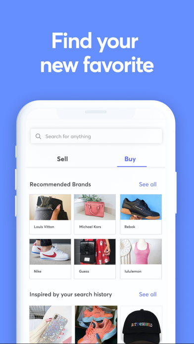 Download Mercari: Your Marketplace for Android
