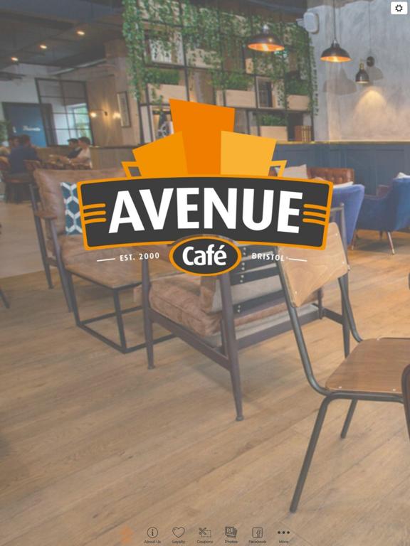 Avenue Cafe screenshot 6