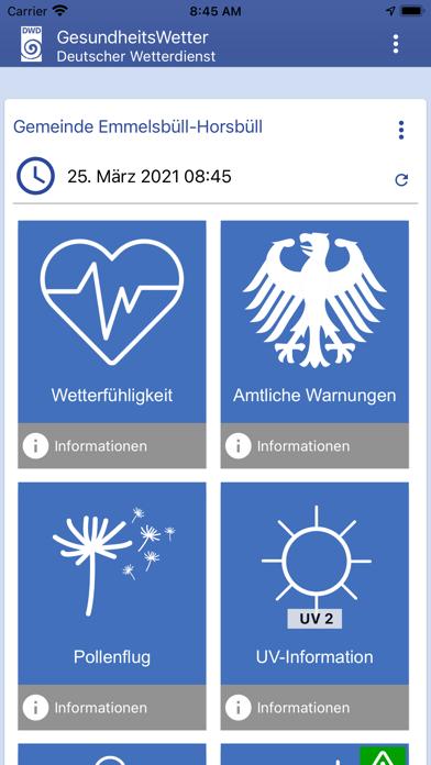 GesundheitsWetterのおすすめ画像2