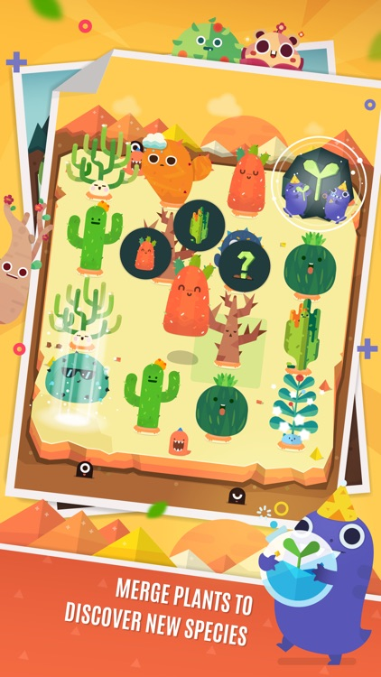 Pocket Plants - Merge Games screenshot-4