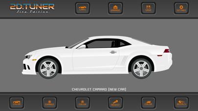 2D Tuner Lite screenshot one