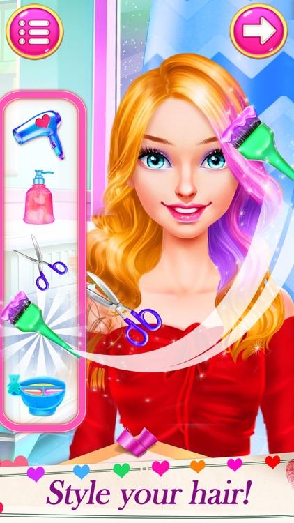 Makeup Games Girl Game for Fun screenshot-3