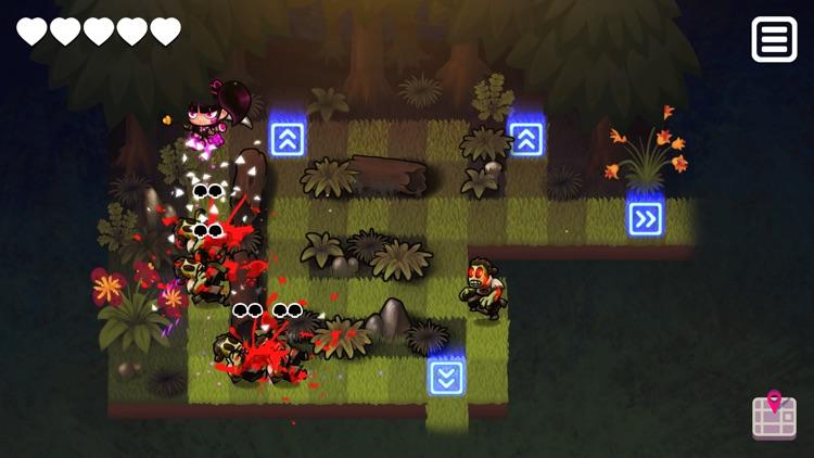 Keen: One Girl Army screenshot-3