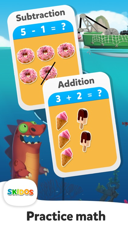 Multiplication Games for Kids screenshot-4