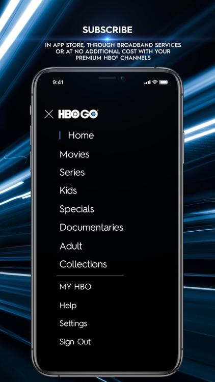 HBO GO ® screenshot-6